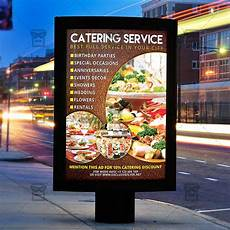 Catering Flyer Catering Food A5 Flyer Template Exclsiveflyer Free