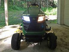 John Deere Lawn Tractor Battery Light Stays On Why Now My Deere Can See And Be Seen