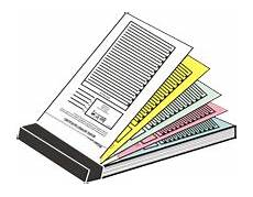 Ticket Books Printing Cheap Carbonless Forms Printing Services