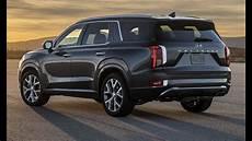 2020 Hyundai Suv by 2020 Hyundai Palisade Suv The New Three Row With Luxury