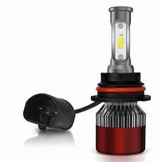 9004 Light Bulb 9004 Hb1 Led Headlight Kit 1300w 195000lm Light Bulbs