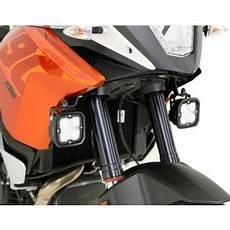 Ktm 1190 Auxiliary Lights Denali Auxiliary Light Mounts For Ktm 1190 Adventure R