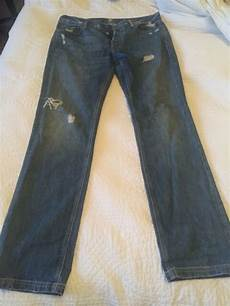 7 For All Mankind Men S Jeans Size Chart 7 For All Mankind Mens Jeans Size 34 Standard Ebay
