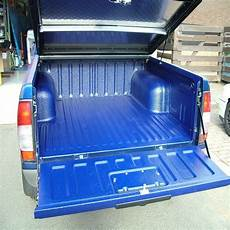 color match professional grade spray on truck bed liner