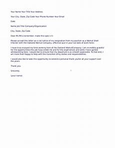 Resignation Letter Content Free Different Types Of Resignation Letters Tips How To
