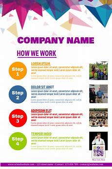 How To Make A Business Flyer Online For Free Small Business Flyer Templates Postermywall