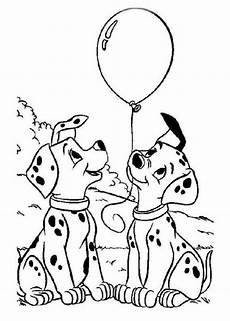 Ausmalbilder Hunde Dalmatiner Pin Auf Coloring 5