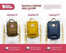Fjallraven Backpack Size Chart Laptop 13 15 17 Quot K 229 Nken Laptop 13 15 17 Quot Pinterest