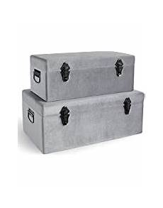 co uk trunks storage boxes chests home kitchen