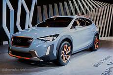 New Subaru Crosstrek 2019 Review Redesign And Concept by 2017 Subaru Xv Crosstrek Previewed By This Rugged