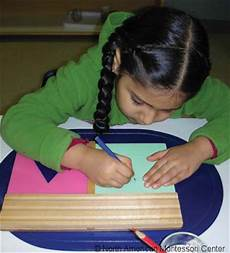 Working Independently Montessori Philosophy Understanding Normalization And The