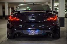 Genesis Coupe Lights Custom 13 Light Work Hyundai Genesis Forum
