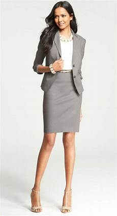 Women Interview Attire Style Tip What To Wear For A Job Interview Business