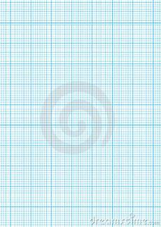 Trimetric Graph Paper Graph Paper A4 Sheet Royalty Free Stock Images Image