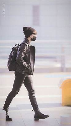 bts jungkook airport fashion inspiration on we it
