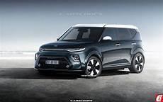 2020 kia soul ev availability 2020 kia soul crossover teased before debut at la auto