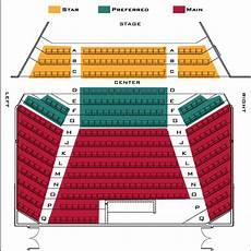 Stern Theater Seating Chart Seating Chart Rockbox Theater