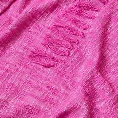 cotton quilted reversible bedspread pink cerise