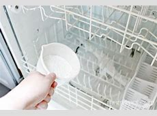 Clean Your Dishwasher & Remove Hard Water Deposits   Mom 4