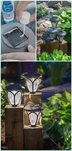 Solar Light Kits For Crafts Diy Solar Light Craft Ideas For Home And Garden Lighting