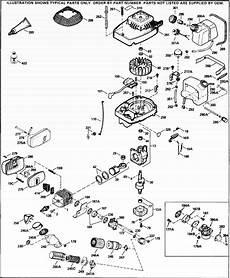 Tecumseh Model Tc300 3003a Parts Breakdown