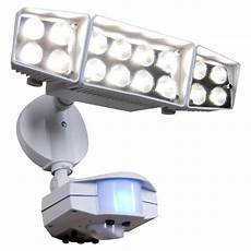 Lowes Security Lights Shop Utilitech 16 Light Motion Activated Security Lighting