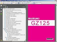 Suzuki Marauder Service Manual Manual De Taller