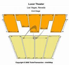 Luxor Hotel Theater Seating Chart Luxor Hotel Amp Casino Tickets In Las Vegas Nevada Seating