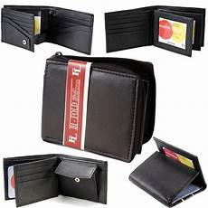 Trifold Or Bifold New Mens Bifold Trifold Genuine Leather Wallet Card Case