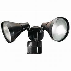Motion Sensing Outdoor Light Bulbs Heath Zenith 180 Degree Bronze Motion Sensing Security