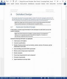 Design Doc Template Design Document Template
