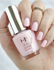 Opi Light Pink Gel Nail Polish Opi Pretty Pink Preserves Thirteen Thoughts