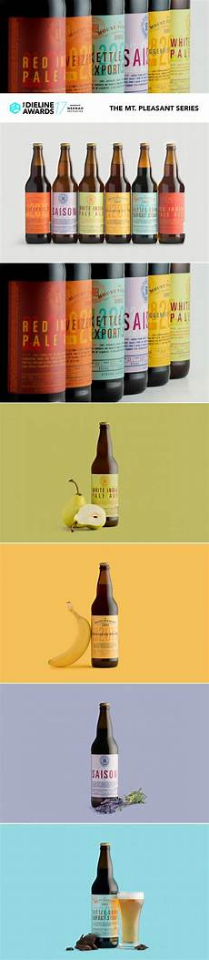 Wine And Design Mt Pleasant The Dieline Awards 2017 Outstanding Achievements The Mt