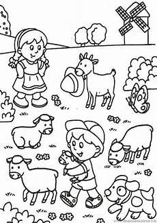 Malvorlagen Zum Ausdrucken Bauernhof Ausmalbilder Kostenlos Bauernhof 13 Ausmalbilder Kostenlos