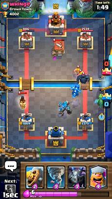 Clash Lights Clash Royale Clash Royale Real Time Strategy Card Game From Supercell