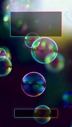 iphone 6 wallpaper bubbles tap and get the free app lockscreens creative soap