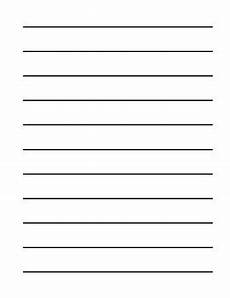 Blank Line Paper Double Sided Blank Lined Paper By Mrs Romano Teachers