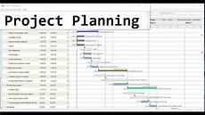 Project Gantt Chart Project Planning Project Management Gantt Project