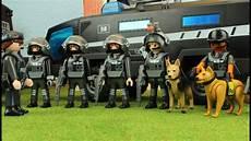 Ausmalbilder Playmobil Polizei Sek Einbruch Im Museum Playmobil Sek Truck Einsatz