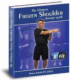 Ultimate Frozen Shoulder Therapy Guide How This Book