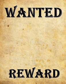 Make A Poster For Free 9 Wanted Poster Templates Word Excel Pdf Formats