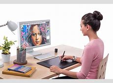 Photoshop tutorial: How to set up a Wacom tablet for