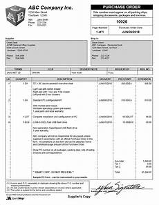 Sample Copy Of Purchase Order Free Purchase Order Software For Smbs By Spendmap