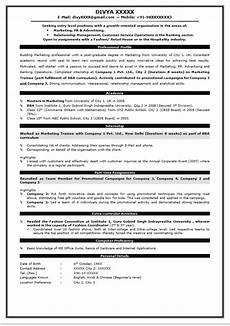 Naukri Resume Writing Resume Headline For Naukri For Experienced Example