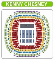 Kenny Chesney Chicago Seating Chart Kenny Chesney Chicago Tickets Get 5 Back Cheapest Prices