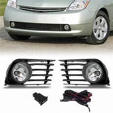 Prius Light For 04 09 Toyota Prius Fog Light Clear Wiring Kit