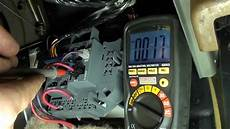 Drl Light On Dash Part 2 Daytime Running Light Circuit Troubleshooting Drl