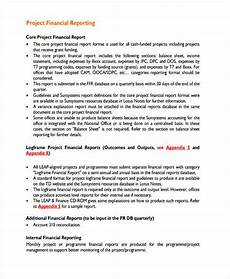 Project Reports Format Free 36 Project Report Examples Amp Samples In Google Docs