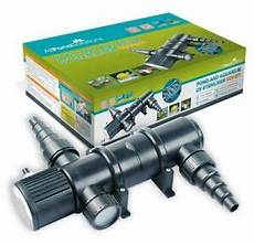 Pond Uv Light For Sale Pond Uv Light Sterilizer Aquarium Clarifier Filter 11w All