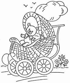 kostenlose malvorlagen kinderwagen malvorlagen